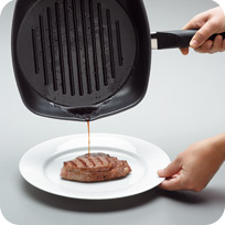 inductie grillpan